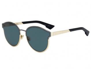 Okrogla sončna očala - Christian Dior DIORSYMMETRIC GBY/2K