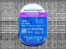 SofLens Daily Disposable (30leč) - Predogled blister embalaže
