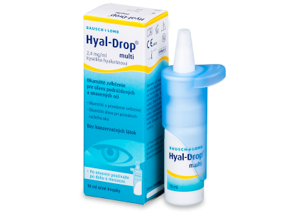 Kapljice za oči Hyal-Drop Multi 10 ml