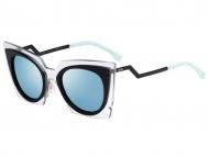 Extravagant sončna očala - Fendi FF 0117/S IBZ/3J