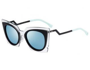 Cat Eye sončna očala - Fendi FF 0117/S IBZ/3J