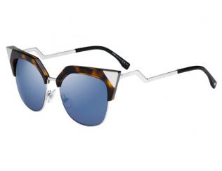 Cat Eye sončna očala - Fendi FF 0149/S TLV/XT