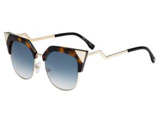 Cat Eye sončna očala - Fendi FF 0149/S TLW/G5