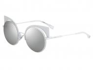 Extravagant sončna očala - Fendi FF 0177/S DMV/SS