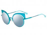 Extravagant sončna očala - Fendi FF 0177/S W5I/T7
