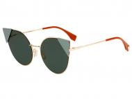 Extravagant sončna očala - Fendi FF 0190/S DDB/O7