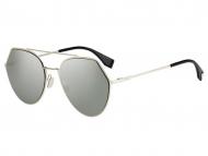 Extravagant sončna očala - Fendi FF 0194/S 3YG/0T