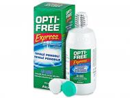 Kontaktne leče Alcon - Tekočina OPTI-FREE Express 355 ml