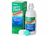 Kontaktne leče Alcon - Tekočina OPTI-FREE RepleniSH 300 ml