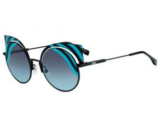 Cat Eye sončna očala - Fendi FF 0215/S 0LB/JF