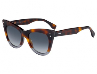 Cat Eye sončna očala - Fendi FF 0238/S AB8/9O