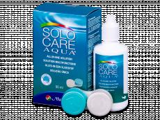 Tekočina SoloCare Aqua 90ml  - Tekočina za čiščenje