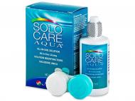 Tekočina za kontaktne leče Solocare Aqua - Tekočina SoloCare Aqua 90ml
