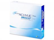 Kontaktne leče za Vaše oči - 1 Day Acuvue Moist (90leč)