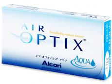 Air Optix Aqua (6 leč)