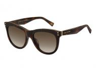 Oval / Elipse sončna očala - Marc Jacobs 118/S ZY1/HA