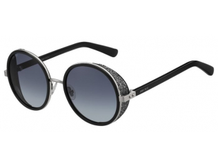 Okrogla sončna očala - Jimmy Choo ANDIE/N/S B1A/HD