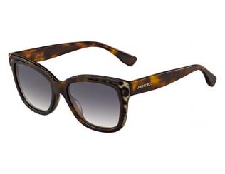 Jimmy Choo sončna očala - Jimmy Choo BEBI/S PUU/9C