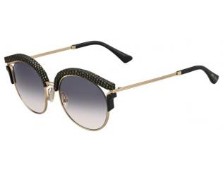 Okrogla sončna očala - Jimmy Choo LASH/S PSW/9C