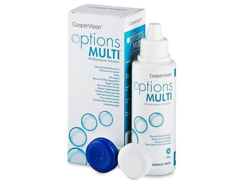Tekočina Options Multi 100ml  - Tekočina za čiščenje