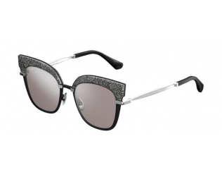 Cat Eye sončna očala - Jimmy Choo ROSY/S IXA/FU