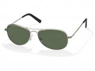 Oval / Elipse sončna očala - Polaroid PLD 1011/S L 3YG/H8