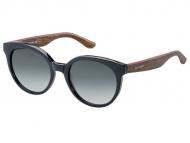 Tommy Hilfiger sončna očala - Tommy Hilfiger TH 1242/S 1JK/HD