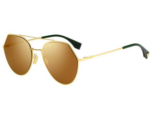 Fendi sončna očala - Fendi FF 0194/S 001/83