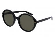Oval / Elipse sončna očala - Gucci GG0023S-001