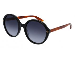 Oval / Elipse sončna očala - Gucci GG0023S-003