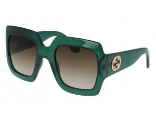 Oversize sončna očala - Gucci GG0053S-005