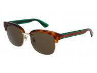 Browline sončna očala - Gucci GG0056S-003