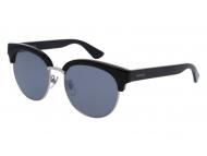 Browline sončna očala - Gucci GG0058SK-001