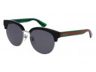 Browline sončna očala - Gucci GG0058SK-002