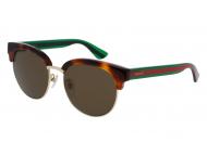 Browline sončna očala - Gucci GG0058SK-003