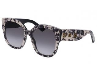 Oversize sončna očala - Gucci GG0059S-004