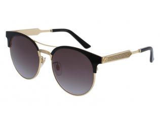 Browline sončna očala - Gucci GG0075S-002