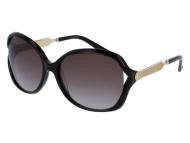 Oversize sončna očala - Gucci GG0076S-002