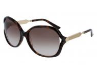 Oversize sončna očala - Gucci GG0076S-003