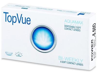 TopVue Bi-weekly (6leč) - 14 dnevne kontaktne leče
