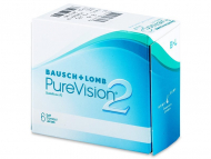 kontaktne leče - PureVision 2