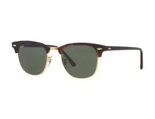 Browline sončna očala - Ray-Ban CLUBMASTER RB3016 - W0366